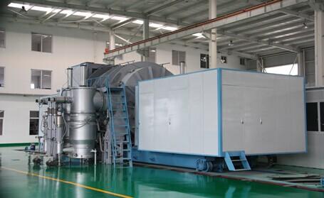大型柔性基材鍍膜設備